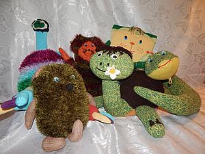 Скидки на игрушки к Новому Году!   Ярмарка Мастеров - ручная работа, handmade