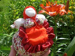 Русские народные куклы. Часть 1. | Ярмарка Мастеров - ручная работа, handmade