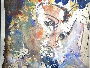 Анатолий Зверев. Человек, который рисовал, как дышал   Ярмарка Мастеров - ручная работа, handmade