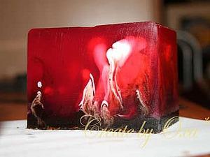 Варим мыло «Вишня в шоколаде». Ярмарка Мастеров - ручная работа, handmade.