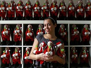Выкройки игрушек по мотивам Т.Коннэ | Ярмарка Мастеров - ручная работа, handmade