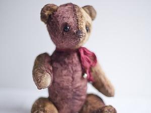Мой Любимый Медведь | Ярмарка Мастеров - ручная работа, handmade