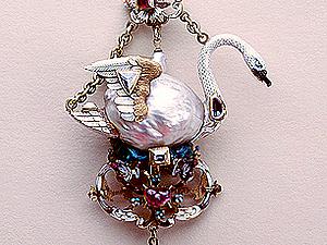 Галерея драгоценностей. Часть 7: Западноевропейское ювелирное искусство XVI - XVII в.в.   Ярмарка Мастеров - ручная работа, handmade