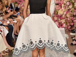 Неделя Моды в Нью-йорке: Показ Oscar De La Renta | Ярмарка Мастеров - ручная работа, handmade