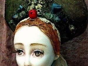 Прекрасные авторские куклы Ирины Турдыевой! | Ярмарка Мастеров - ручная работа, handmade