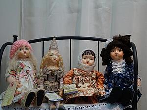 А какие куклы нравятся ВАМ? Опрос.   Ярмарка Мастеров - ручная работа, handmade