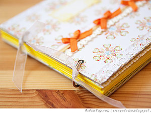 Create a notebook on the rings hardcover