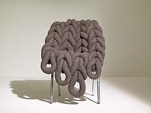 вязаные мелочи для дома модный интерьер спицами и нитками