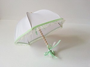 Зонтик для игрушки | Ярмарка Мастеров - ручная работа, handmade