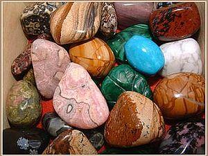 Любимые камушки целебные и загадочные   Ярмарка Мастеров - ручная работа, handmade