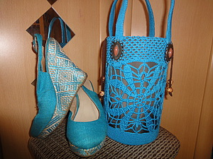 Вяжем крючком сумку-цилиндр | Ярмарка Мастеров - ручная работа, handmade
