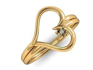 Подарки на День всех влюбленных: золотые сердца | Ярмарка Мастеров - ручная работа, handmade