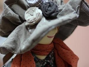 Мастер-класс  «Все дело в шляпе»  Шьем шляпки для кукол. | Ярмарка Мастеров - ручная работа, handmade