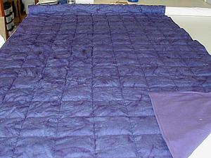 Сенсорное одеяло помогает успокоиться и спать. | Ярмарка Мастеров - ручная работа, handmade