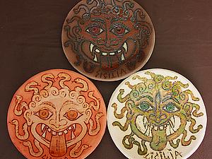 Три горгоны под окном | Ярмарка Мастеров - ручная работа, handmade