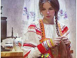 Изготовление Сарафана (курс Народный костюм) | Ярмарка Мастеров - ручная работа, handmade