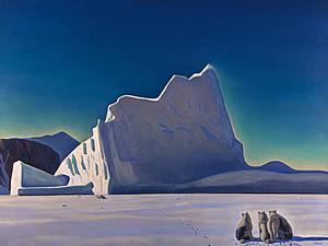 Картины Rockwell Kent: «Искусство – всего лишь тень, отбрасываемая человеком.». Ярмарка Мастеров - ручная работа, handmade.