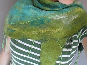 Дефиле (видео). Коллекции одежды из художественного войлока. | Ярмарка Мастеров - ручная работа, handmade