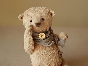Приглашаю на аукцион на мишку-тедди!   Ярмарка Мастеров - ручная работа, handmade