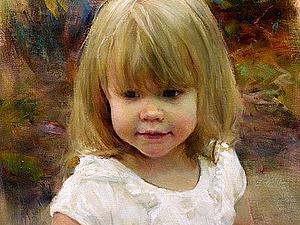 Свет в живописи американского художника John McCartin: 38 реалистичных и солнечных работ. Ярмарка Мастеров - ручная работа, handmade.