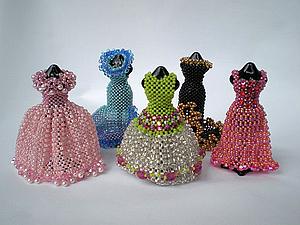 Бисерные платья Сиан Нолан