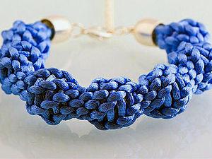 Мастер-класс по созданию оригинальных браслетов кумихимо | Ярмарка Мастеров - ручная работа, handmade