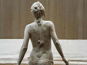 Невероятно реалистичные деревянные скульптуры Peter Demetz. Ярмарка Мастеров - ручная работа, handmade.