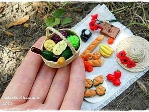 Пикник на природе | Ярмарка Мастеров - ручная работа, handmade