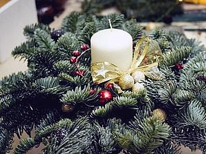 Рождественская домашняя ярмарка | Ярмарка Мастеров - ручная работа, handmade