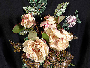 Вдохновляющая вышивка в костюмах Эльзы Скиапарелли | Ярмарка Мастеров - ручная работа, handmade