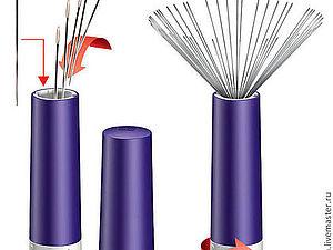 Магнитная игольница-твистер  Prym - ваш лучший помощник | Ярмарка Мастеров - ручная работа, handmade