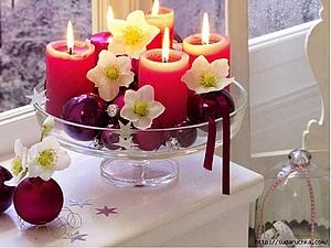 Идеи свечей и подсвечников | Ярмарка Мастеров - ручная работа, handmade
