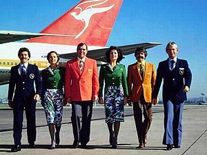Как менялась форма стюардесс в течение 20 века. Ярмарка Мастеров - ручная работа, handmade.