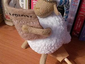 Готова очередная овечка :) | Ярмарка Мастеров - ручная работа, handmade