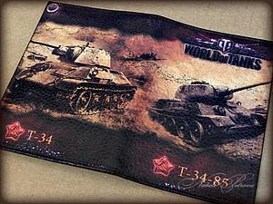 Коллекция обложек World of  tanks | Ярмарка Мастеров - ручная работа, handmade