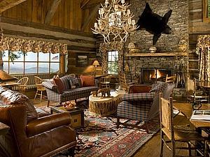 Такие разные охотничьи домики: от уютных хижин до великолепных замков. Ярмарка Мастеров - ручная работа, handmade.