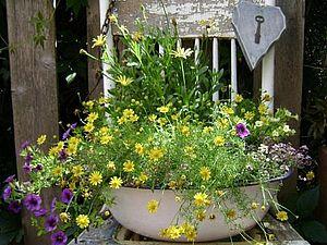 Я в саду! Заходите! | Ярмарка Мастеров - ручная работа, handmade