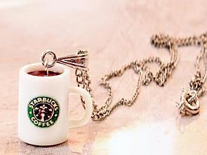 Делаем ароматную кружку Starbucks. Ярмарка Мастеров - ручная работа, handmade.
