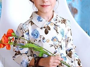 Показ детской одежды от дизайнерского ателье San Sarafan | Ярмарка Мастеров - ручная работа, handmade