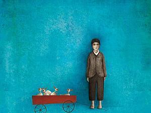 Разыскивается Габриэль Пачеко | Ярмарка Мастеров - ручная работа, handmade