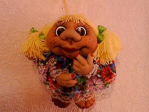 Кукла удачи | Ярмарка Мастеров - ручная работа, handmade