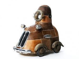 Стимпанк игрушки Stephane Halleux | Ярмарка Мастеров - ручная работа, handmade