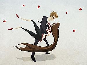 Необыкновенные признания в любви в чудесных рисунках Curtis Wiklund. Ярмарка Мастеров - ручная работа, handmade.
