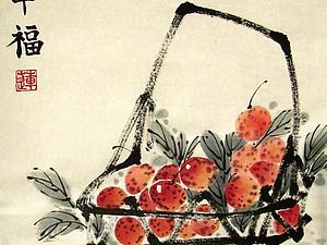 Китайская живопись для начинающих | Ярмарка Мастеров - ручная работа, handmade