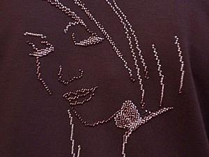 Вышивка бисером в стиле