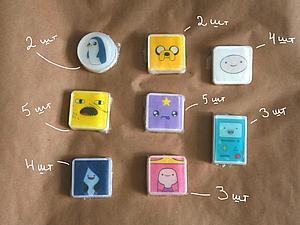 Мыльная Акция Adventure Time! | Ярмарка Мастеров - ручная работа, handmade