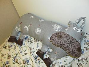 Участвую в розыгрыше замечательной коровы-подушки | Ярмарка Мастеров - ручная работа, handmade