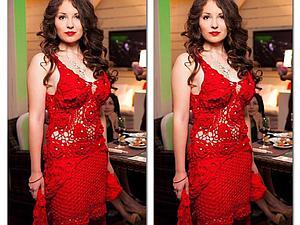 Платья от Натали Левша для клиенктки  произвело фурор . | Ярмарка Мастеров - ручная работа, handmade