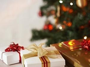 Новогодний обмен подарками | Ярмарка Мастеров - ручная работа, handmade