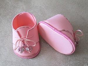 Кукольная обувь из фоамирана | Ярмарка Мастеров - ручная работа, handmade